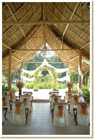 Simple Christian Wedding - Thailand Weddings